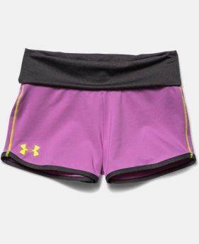 Girls' UA Hype Rollover Short