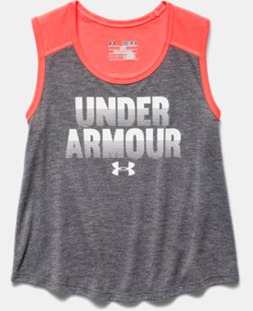 Girls' UA Muscle Tank