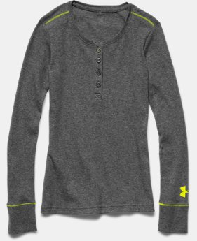 Girls' UA Henley