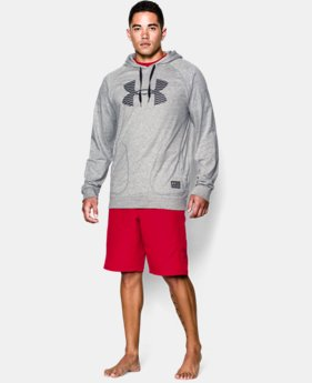 Men's UA Villa Hoodie LIMITED TIME: FREE U.S. SHIPPING 2 Colors $42.99
