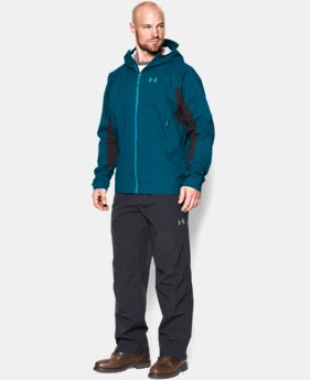 Men's UA ArmourStorm® Stretch Waterproof Jacket LIMITED TIME: FREE U.S. SHIPPING 1 Color $149.99