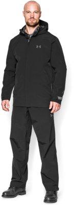 Under armour black storm jacket