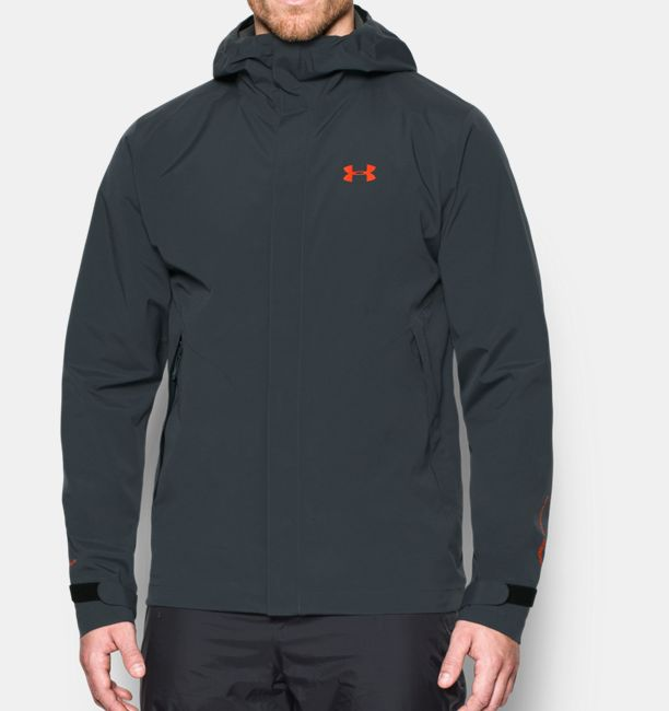 Men's UA ArmourStorm® Sonar Waterproof Jacket | Under Armour US