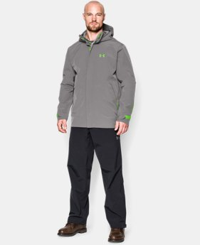 Men's UA ArmourStorm® Sonar Waterproof Jacket