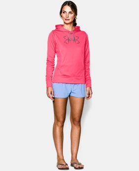 Women's UA Storm Fish Hook Hoodie  5 Colors $37.99