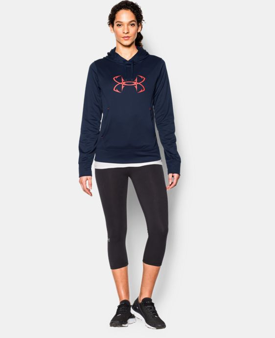 Women's UA Storm Fish Hook Hoodie LIMITED TIME: FREE U.S. SHIPPING 1 Color $37.99