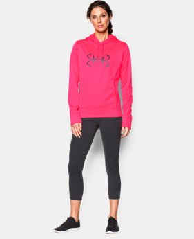 Women's UA Storm Fish Hook Hoodie  1 Color $59.99