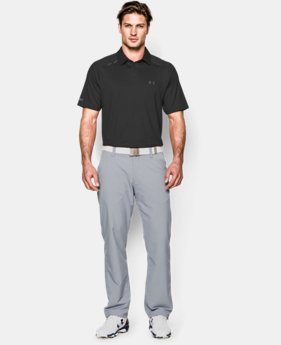Men's UA coldblack® Forged Polo