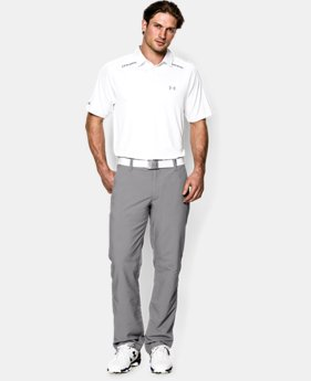 Men's UA coldblack® Forged Polo  1 Color $41.99 to $51.99