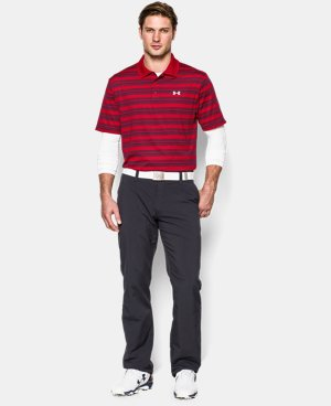 Men's UA Clubhouse Polo LIMITED TIME: FREE U.S. SHIPPING 1 Color $30.99