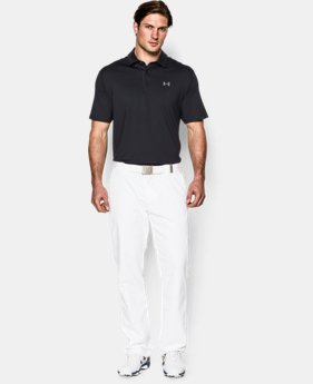 Men's UA Playoff Polo  18 Colors $74.99