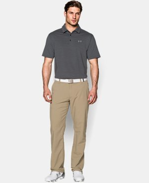 Men's UA Playoff Polo  30 Colors $42.74 to $56.99