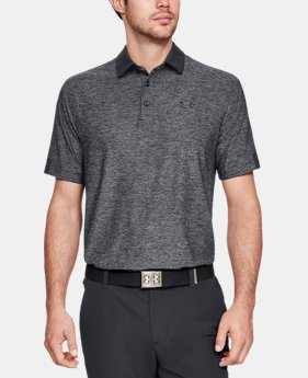 Best Seller Men's UA Playoff Polo  25  Colors Available $64.99
