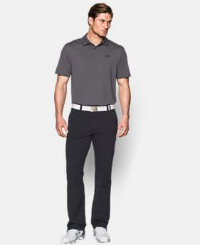 Men's UA Playoff Polo 2 FOR $64.99 25 Colors $48.74