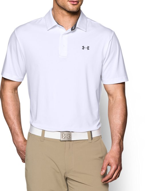 Mens Playoff Polo Shirt Short Sleeve T-Shirt Work Polo Shirt Original Fit