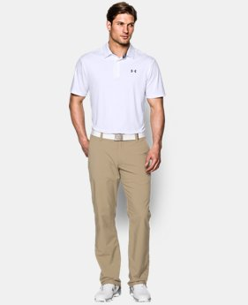 Men's UA Playoff Polo  3 Colors $74.99