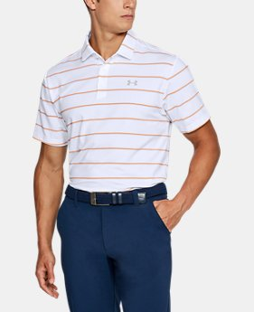 Best Seller Men's UA Playoff Polo  3 Colors $32.5 to $48.99