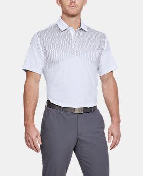 Men's UA Playoff Polo  8  Colors Available $38.99 to $48.74