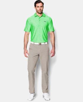 Men's UA Playoff Polo  4 Colors $38.99 to $48.99