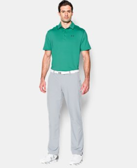 Men's UA Playoff Polo  3 Colors $48.99