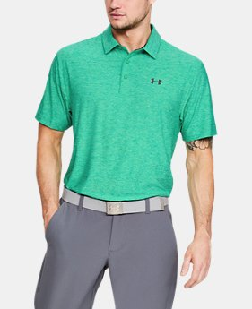 Best Seller Men's UA Playoff Polo  4  Colors Available $64.99