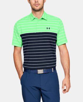 Best Seller  Men's UA Playoff Polo  1  Color Available $74.99