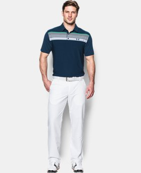 Best Seller Men's UA Playoff Polo  6 Colors $32.5 to $48.99