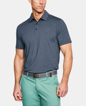 Best Seller Men's UA Playoff Polo  50 Colors $64.99