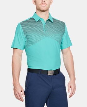 Best Seller  Men's UA Playoff Polo LIMITED TIME: FREE SHIPPING 6  Colors Available $74.99