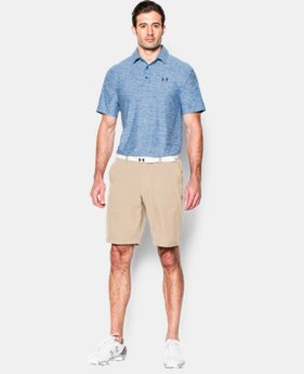 Men's UA Playoff Polo  7 Colors $42.74 to $56.99