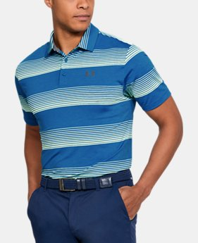 Best Seller Men's UA Playoff Polo  11 Colors $64.99