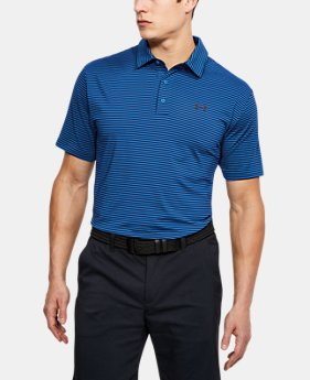 Men's UA Playoff Polo  21  Colors Available $38.99 to $48.74