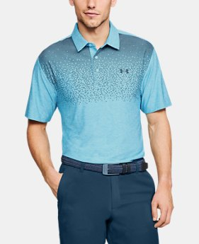 Best Seller Men's UA Playoff Polo  9  Colors Available $64.99