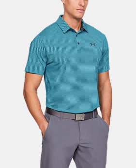 Best Seller Men's UA Playoff Polo  3  Colors Available $64.99