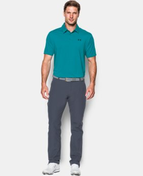 Men's UA Playoff Polo LIMITED TIME: FREE U.S. SHIPPING 1 Color $29.24 to $64.99