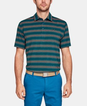 Men's UA Playoff Polo  9  Colors Available $56.24