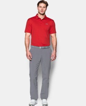 Men's UA Playoff Polo  6 Colors $74.99