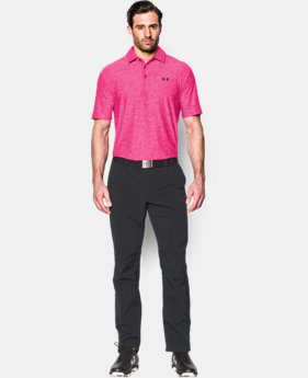 Men's UA Playoff Polo  1 Color $33.74 to $42.74