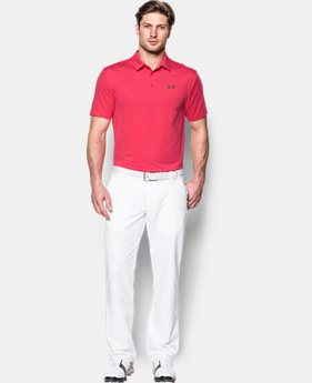 Best Seller Men's UA Playoff Polo  2 Colors $32.5 to $48.99