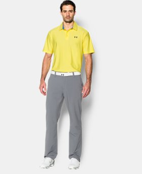 Men's UA Playoff Polo  1 Color $42.74