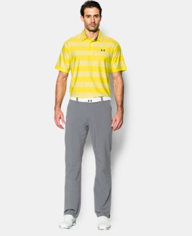 Men's UA Playoff Polo  1 Color $29.24 to $48.99