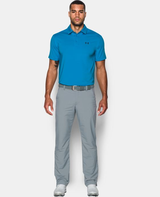 Men's UA Playoff Polo LIMITED TIME: FREE SHIPPING 11 Colors $42.74 to $74.99