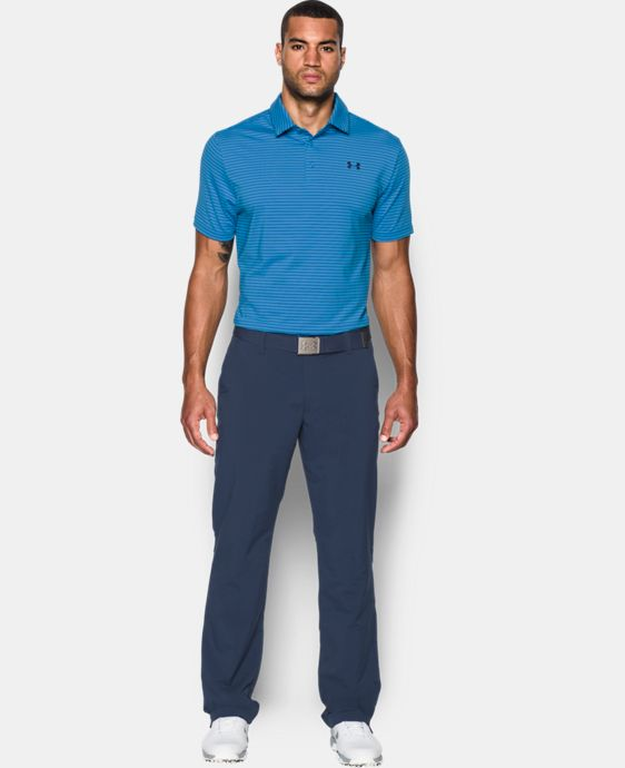 Men's UA Playoff Polo  22 Colors $74.99