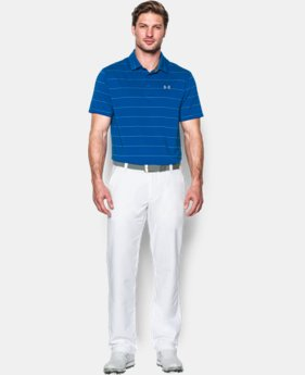 2 FOR $64.99 Men's UA Playoff Polo  9 Colors $48.74 to $48.99