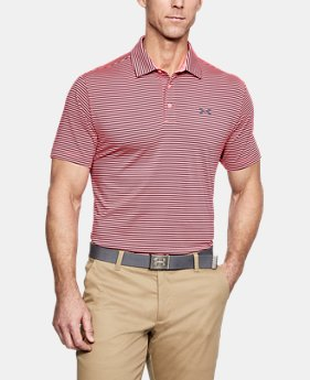 Best Seller Men's UA Playoff Polo FREE U.S. SHIPPING 1  Color Available $64.99