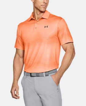 Best Seller Men's UA Playoff Polo  4 Colors $32.5 to $48.99