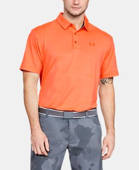 Best Seller Men's UA Playoff Polo  1  Color Available $64.99