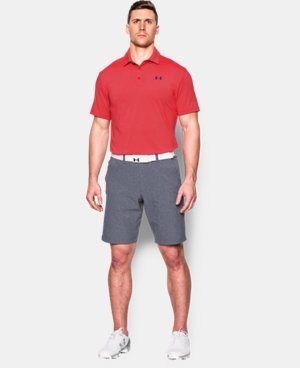 Men's UA Playoff Polo  1 Color $42.74 to $74.99