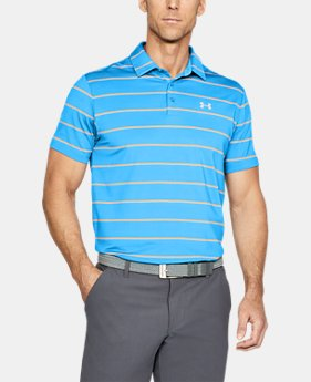 Best Seller Men's UA Playoff Polo  20 Colors $64.99