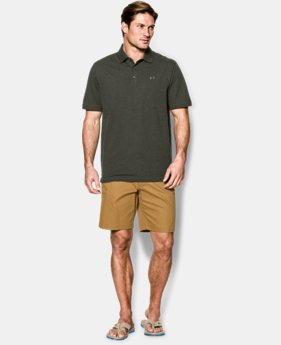 Men's UA Performance Cotton Pique Polo
